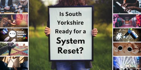 System Reset South Yorkshire tickets