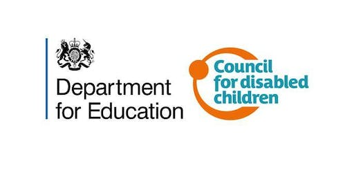 Funding for SEND and those who need AP: DfE consultation event: Birmingham