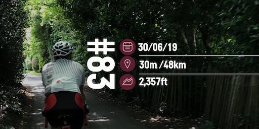 Tunbridge Wells Cycle & Social Ride #83