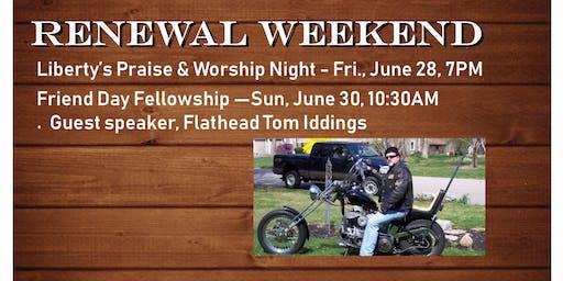 Renewal Weekend