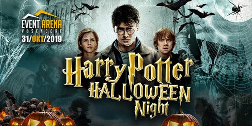 Harry Potter Halloween Party - Das Original