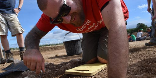 Pontefract Castle: Dig Experience - 26th to 30th October 2019 & 1st to 3rd November 2019 - Adults & Children 12+