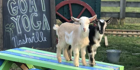 Goat Yoga Nashville- July Jubilee 2019 tickets
