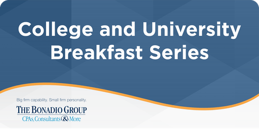 2019 Buffalo College and University Breakfast Series