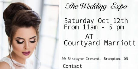 The Wedding Expo tickets