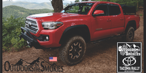 2019 SMOKY MOUNTAINS TACOMA RALLY