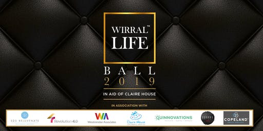 The Wirral Life Ball 2019