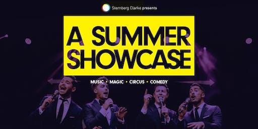 Sternberg Clarke Summer Showcase