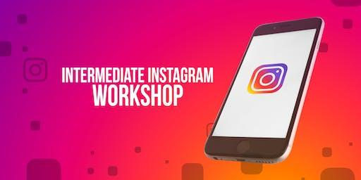 Intermediate Instagram workshop - GATESHEAD