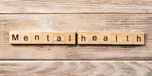 Mental Health Awareness for Health Professionals - 23 November 2019