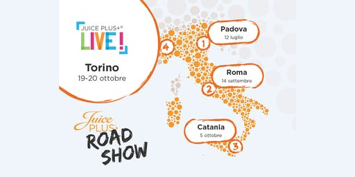 JP+ Road Show Roma