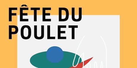 Hive Dine - Fête du Poulet tickets
