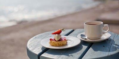Colourful Cream Tea