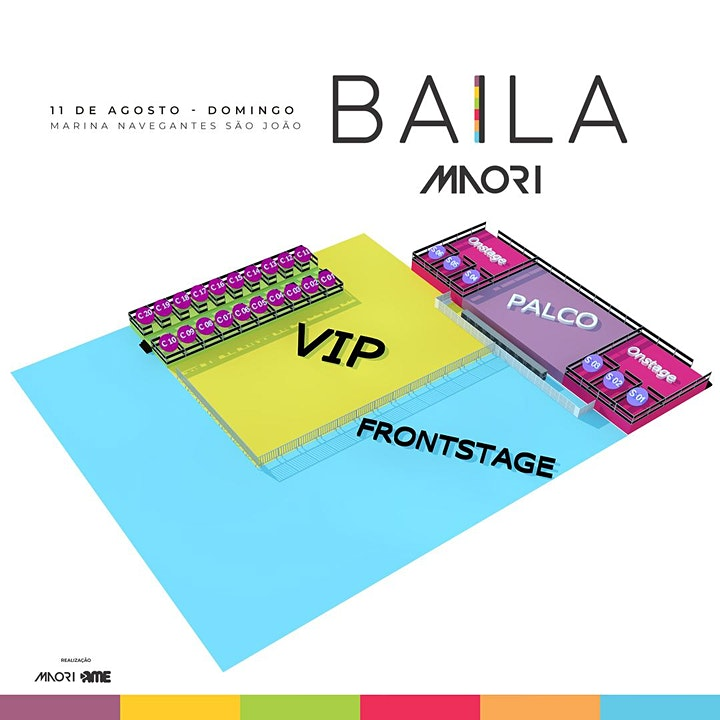 Imagem do evento Baila Maori - Porto Alegre • Marília Mendonça + Jerry Smith