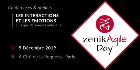 ZenikAgile Day billets