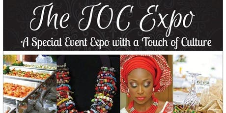 The TOC Expo (Touch Of Culture) tickets