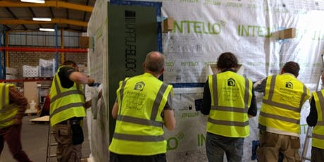 Practical Airtightness for Contractors tickets