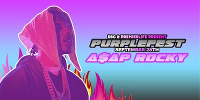Purple Fest ft. A$AP Rocky (other artists to follow)
