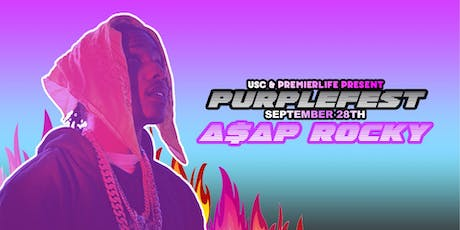 Purple Fest ft. A$AP Rocky
