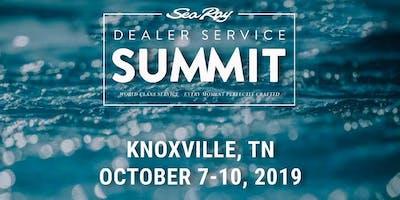 2019 Sea Ray Dealer Service Summit - Supplier Partner Registration