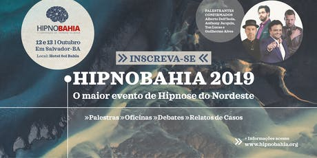 HipnoBahia 2019 ingressos