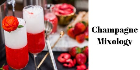 Champagne Mixology - Tasting Event - Dallas tickets