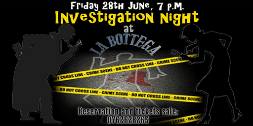 Investigation Night