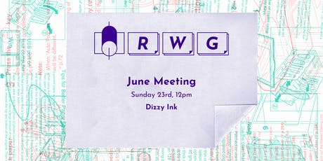 Riso Working Group — June Meeting tickets