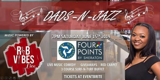 The Little Black Dress Presents a DADS-N-JAZZ Dinner Party