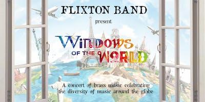 Windows of the World - Flixton Band Concert