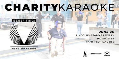 Karaoke & Beer - Charity Benefiting Veterans tickets