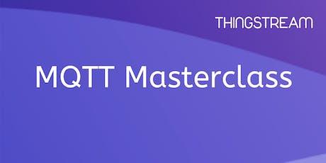 MQTT Masterclass - Johannesburg tickets