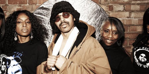 Moodymann at the Button Factory