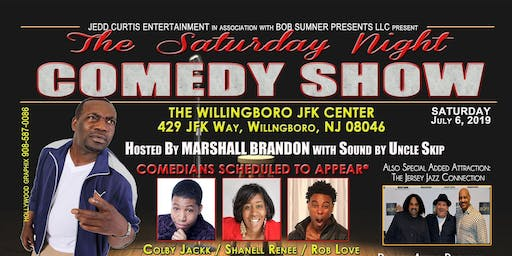 The Saturday Night Comedy Show