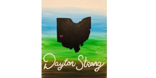 The Wandering Griffin - Dayton Strong Fundraiser - Paint Party