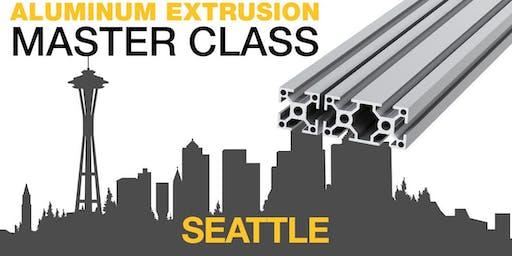 MISUMI Aluminum Extrusion Master Class - Seattle, WA