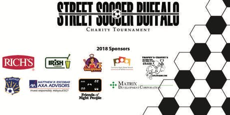 Street Soccer Buffalo Charity Tournament: 2019 tickets