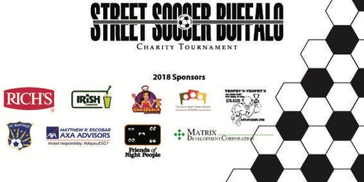 Street Soccer Buffalo Charity Tournament: 2019