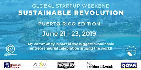 Global Sustainable Revolution | Startup Weekend Techstars tickets