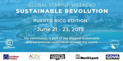 Global Sustainable Revolution | Startup Weekend Techstars