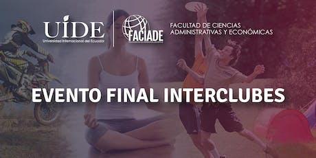 Acampada y Rodada UIDE (Día Internacional del Yoga) entradas