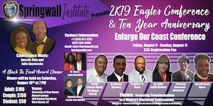 SPRINGWALL INSTITUTE                2019 Eagles...