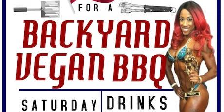 Vegan Backyard BBQ tickets