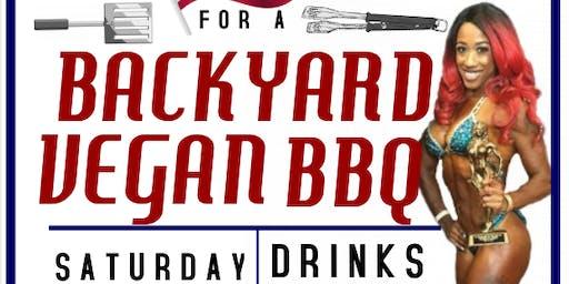 Vegan Backyard BBQ