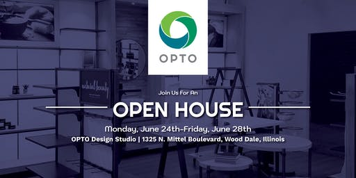 Attention to Retail:                OPTO Open House and GlobalShop 2019