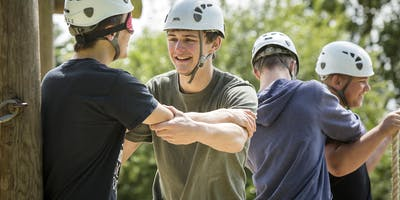Sparsholt Applicant Welcome Day - Outdoor Adventure