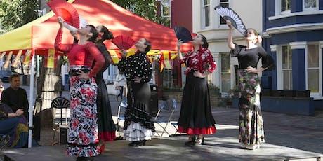 Portobello Spanish Festival tickets
