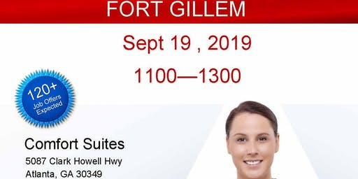 Atlanta Veteran Job Fair (Ft Gillem) - Sept 2019
