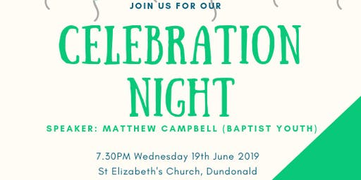 BTG Celebration Night