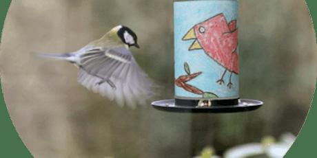 Gardening & Make your own Bird Feeder tickets
